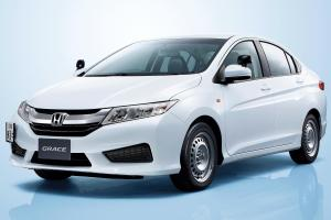 Honda Grace Training Car 2015 года